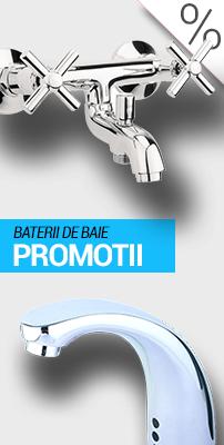 Baterii de baie
