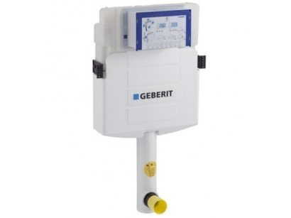 Geberit Sigma Rezervor incastrat 12 cm grosime, pentru WC pe pardoseala
