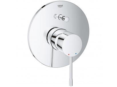 Grohe Essence New Baterie cada si dus ingropata