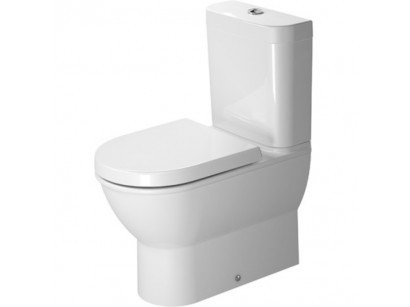 Duravit Darling New Vas WC 37x63 cm, scurgere universala
