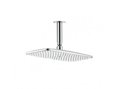 "Hansgrohe Raindance E 360 Air 1 jet Dus fix 1/2"", cu brat montaj in tavan 100 mm"