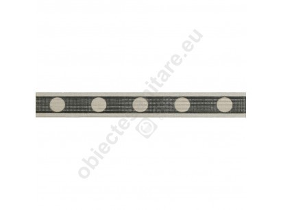 Marazzi Mercury L-top Marengo Decor 4x38 cm