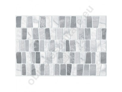 Marazzi Enjoy Pebble Lithos Grey Faianta 25x38 cm