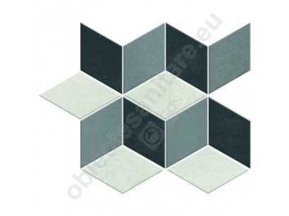 Marazzi Denver Ms-Hidro Grey Decor 30x30 cm