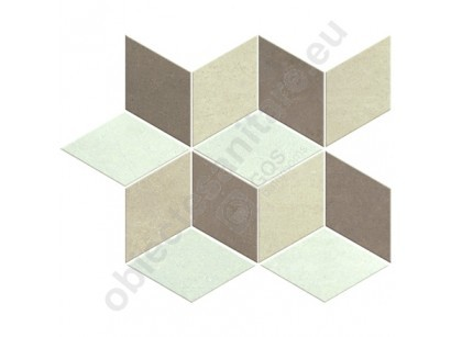 Marazzi Denver Ms-Hidro Brown Decor 30x30 cm