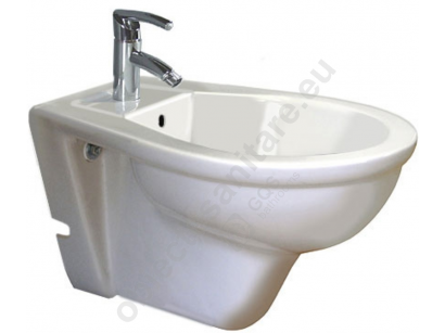 Duravit Darling New Bideu suspendat 37x54 cm