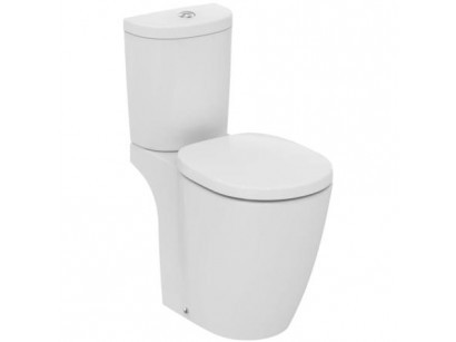 Ideal Standard Connect Freedom Vas WC monobloc cu scurgere orizontala, 65x37 cm