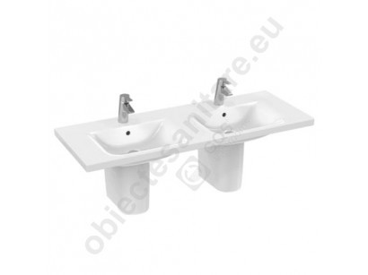 Ideal Standard Connect VANITY Lavoar dublu, 130x49 cm