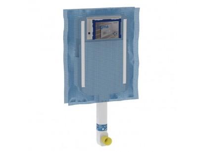 Geberit Sigma Rezervor incastrat 8 cm grosime, pentru WC pe pardoseala