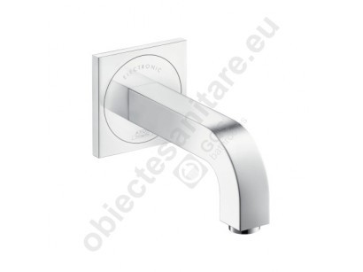 Hansgrohe Axor Citterio Baterie lavoar electronica, pipa 17 cm