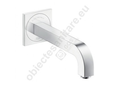 Hansgrohe Axor Citterio Baterie lavoar electronica, pipa 23 cm