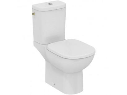 Ideal Standard Tempo Vas WC monobloc pe pardoseala 36x66 cm, evacuare orizontala