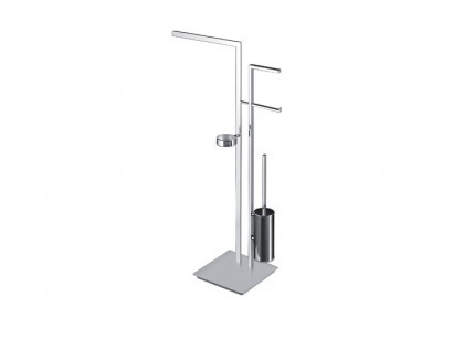 Inda Logic Stand multifunctional cu perie WC
