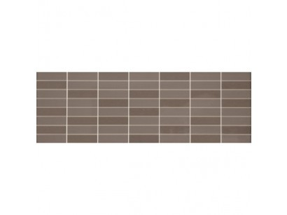 Marazzi Colourline Mosaico Brown Decor 22x66 cm