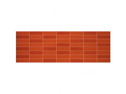 Marazzi Colourline Mosaico Orange Decor 22x66 cm