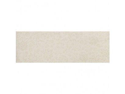 Marazzi Colourline Ramage Ivory Decor 22x66 cm