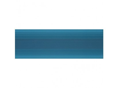 Marazzi Colourline Righe Blue Decor 22x66 cm