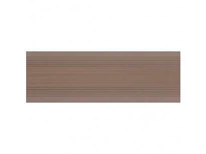 Marazzi Colourline Righe Brown Decor 22x66 cm