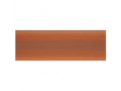 Marazzi Colourline Righe Orange Decor 22x66 cm