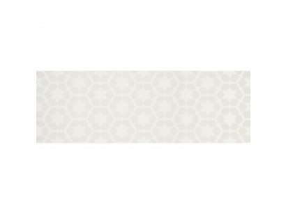 Marazzi Colourline White Decor 22x66 cm