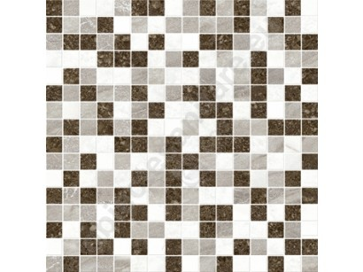 Marazzi Lithos MS Grey Decor mozaic 30x30 cm