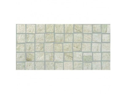 Marazzi Multiquarz Mosaico White Decor 30x60 cm