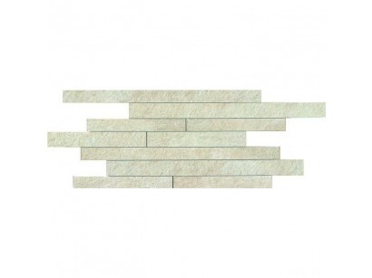 Marazzi Multiquarz Muretto White Decor 30x60 cm