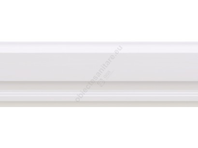 Marazzi Oxford L Merton Blanco Decor 12x38 cm