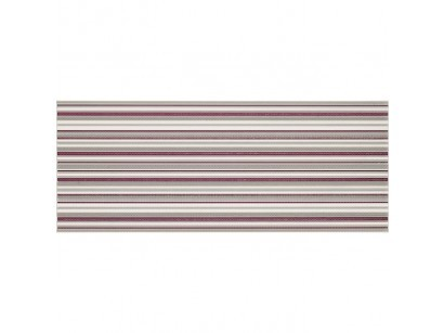 Marazzi Shine Purple/White Decor 20x50 cm