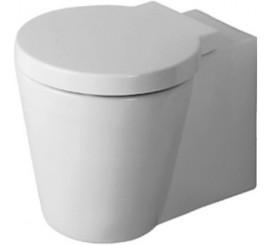 Duravit Starck 1 Vas WC suspendat 41x57 cm