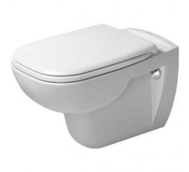 Duravit D-Code Set vas WC suspendat si capac soft-close