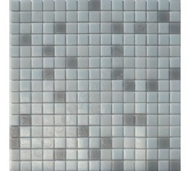 Mosaico+ Aqua - Bianco Mix