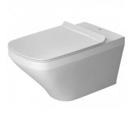 Duravit Durastyle Vas WC suspendat fara rama, cu prinderi ascunse 37x62 cm