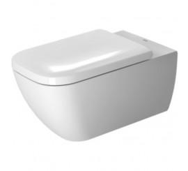Duravit Happy D.2 Vas WC suspendat fara rama 37x62 cm