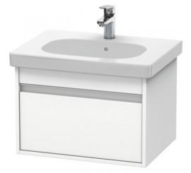 Duravit Ketho Mobilier Vanity suspendat 60x46xH41 cm, 1 sertar, pentru lavoar D-Code, alb