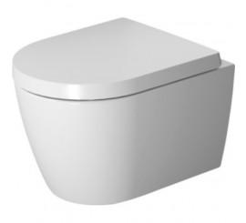 Duravit ME by Starck Vas WC suspendat 37x48 cm, cu sistem Rimless