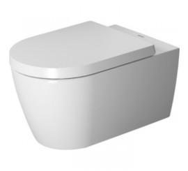 Duravit ME by Starck Vas WC suspendat 37x57 cm, cu sistem Rimless