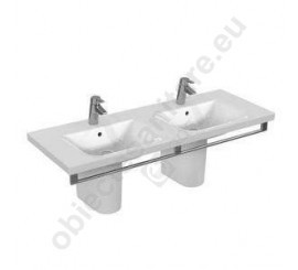 Ideal Standard Connect VANITY Port prosop cu montaj pe lavoar, 130 cm