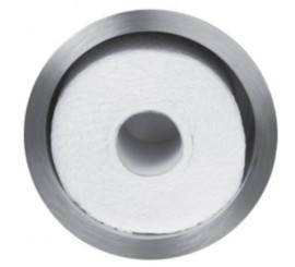 Easy Drain ESS Container Roll Nisa depozitare rotunda pentru 1 rola hartie igienica