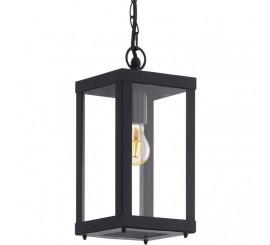 Eglo Alamonte 1 Lampa suspendata 1x60W, negru