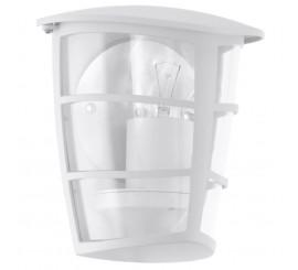 Eglo Aloria Aplica 1x60W, alb