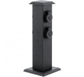 Eglo Park 4 Pitic cu prize de exterior, negru