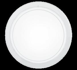 Eglo Planet 1 Aplica 1x60W, Ø29 cm, alb