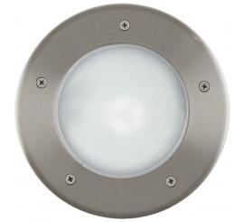 Eglo Riga 3 Lampa incastrata rotunda 1x15W, inox