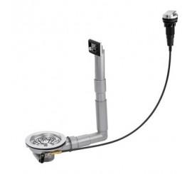 Franke Sistem scurgere pentru chiuvetele din fragranit, cu preaplin si ventil