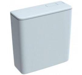 Geberit AP128 Rezervor WC, dubla actionare, alimentare laterala sau centru-spate