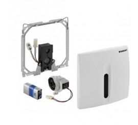 Geberit Clapeta de actionare pisoar electronica cu senzor 16x16 cm, cu baterii 1.5 V