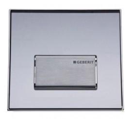 Geberit Sigma50 Clapeta de actionare pisoar, sticla