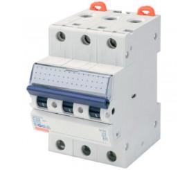 Gewiss Compact MCB Siguranta automata tripolara 20A
