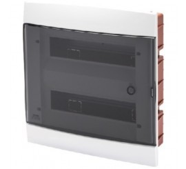 Gewiss Tablou electric de distributie pentru 24+2 module